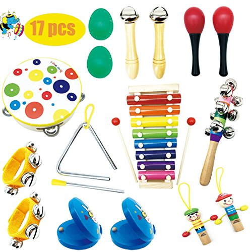 Musical Percussion Instrument Se...