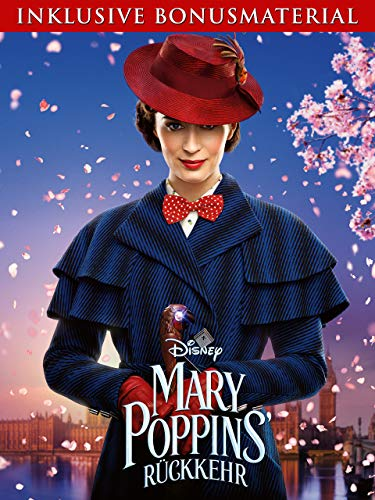 Mary Poppins' Rückkehr (inkl. Bonusmaterial) [dt./OV]