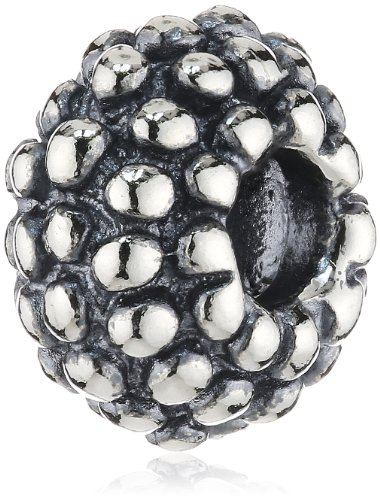 Trollbeads Silber Bead Große Beere