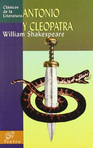 Antonio y Cleopatra Cover Image