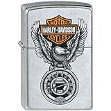 Zippo Briquet #200 Harley-Davidson Eagle Speedometer