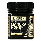 Manukora UMF 5+ (MGO 83+) Manuka Honig, 250g
