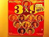 Wim Thoelke präsentiert 3x9 (Ausgabe 1973)