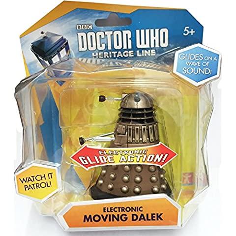 Doctor Who - Linea Heritage - Elettronico Moving Dalek - Heritage - Moving Elettronico