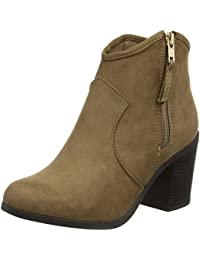New Look Wide Foot Calley, Botines para Mujer