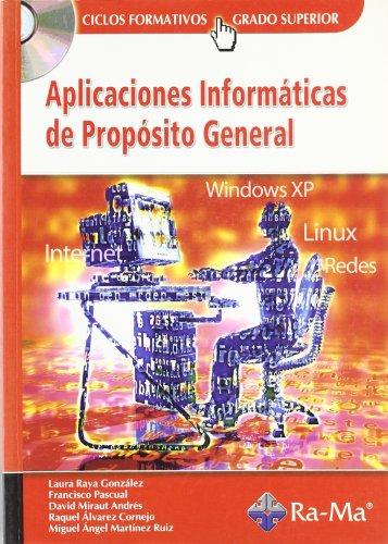 Aplicaciones Informáticas de Propósito General.