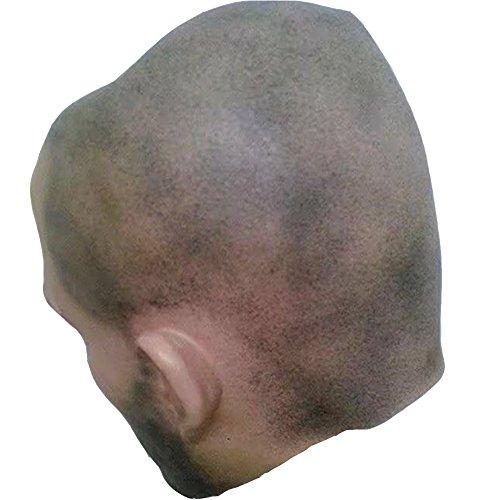Mardi Gras Masken Halloween Party Latex Jaffaite Kunststoff Masquerade Masken Lustige Scary Haunted Haus Best Gesichtsmaske Kopfbedeckung Dekorationen Berühmte Person (Berühmte Paare Kostümen Lustigen)