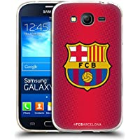 Official FC Barcelona Halftone 2017/18 Crest Soft Gel Case for Samsung Galaxy Grand Neo