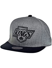 Mitchell   Ness – Gorra con visera plana para hombre NHL Team Pop – los  Angeles 429078f3ef2