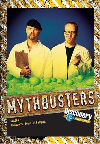 Boom Lift (MythBusters Season 3 - Episode 22: Boom Lift Catapult)