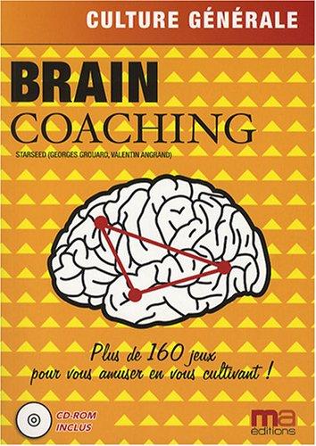 Brain Coaching Culture générale (1Cédérom)