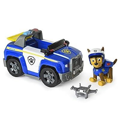 Paw Patrol - Chase's Highway Patrol Cruiser por Spin Master