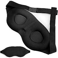 Preisvergleich für Sleep Masken Luxus Eye Schlafen Masken Rest weichen 3D Schlafen Masken für Herren Frauen bequeme Home Reisen Sleep...