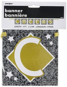 ¡Salud Bunting Banner