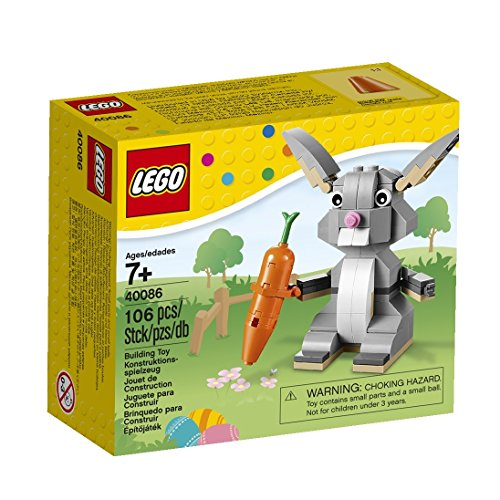 LEGO Stagionale: Coniglietto Di Pasqua Set 40086