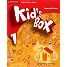 Kid's Box for Spanish Speakers Level 1 Pupil's Book with My Home Booklet by Caroline Nixon (2014-04-10)