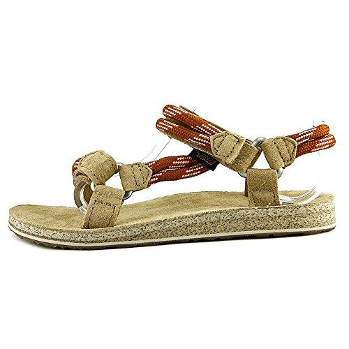 Teva Original Universal Rope Women's Sandal de Marche - SS17 Marron