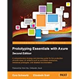 Prototyping Essentials with Axure Second Edition