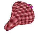 Liix Sattelbezug Polka Dot Rot
