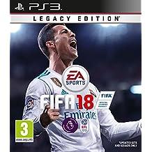 FIFA 18 Legacy Edition (PS3) [Edizione: Regno Unito]