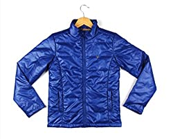 Allen Solly Junior Boys Jacket (AKBJK515005_Blue_6 - 7 years)