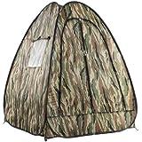 Walimex Pop-Up Tente de Camouflage (pour les photos et films de nature, l'observation des animaux, avec sac de transport pratique)