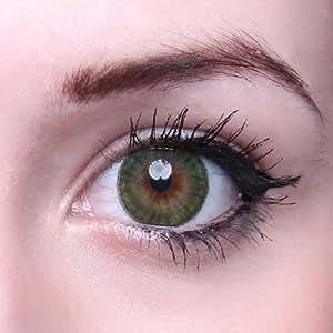 matlens pro trend farbige kontaktlinsen mit st rke gr n. Black Bedroom Furniture Sets. Home Design Ideas