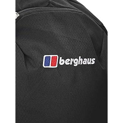 Berghaus Unisex Twenty Four Seven Rucksack, Black, 20 Litre - casual-daypacks