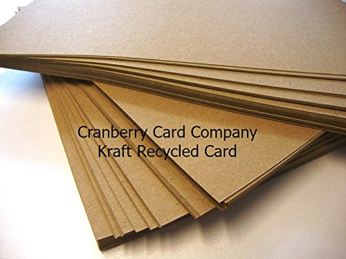cranberry-card-company-recycled-natural-brown-kraft-card-paper-a4-170gsm-50-pack
