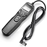 Neewer® eza-n1Digital temporizador mando a distancia eza-n1para Nikon D2H, D2Hs, D1X D1H D1D2X D2X s y D2Hs D200D300D3D3X D3S D300S D700F5F6F100F90F90X D800