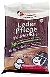 Poliboy Leder Pflege Feuchttücher 20 Stück (ALA30)