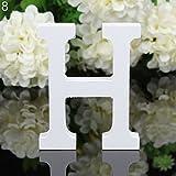 Good01 11cm x Holz-Buchstaben, Alphabet, für Hochzeit, Geburtstag, holz, h, 8