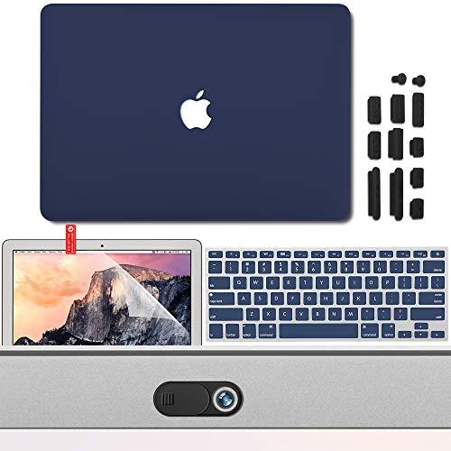 MBA3IN1 blau 3 in 1 Navy Blue Protection Kit Old Version MacBook Air 13