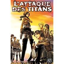L'Attaque des Titans T04