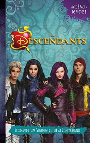 Descendants - Le roman du film - Tome 1: Novélisation du premier film