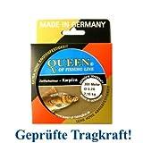 Zielfisch-Schnur Queen of Fishing Line / Karpfen 0,28mm 7,1kg 300m