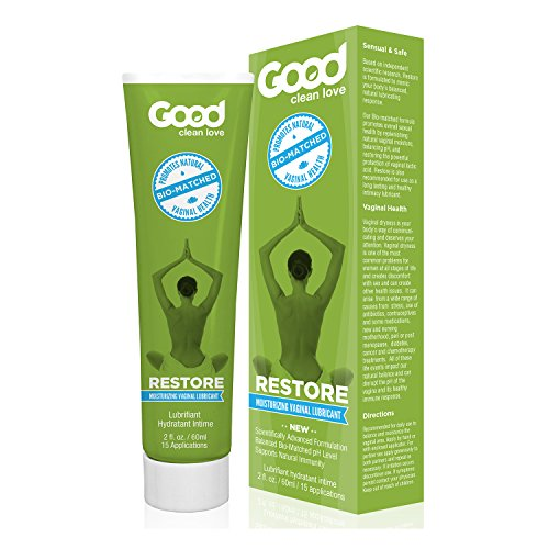 Good Clean Love: Bio-Match Restore Moisturizing Personal Lubricant, 2 oz