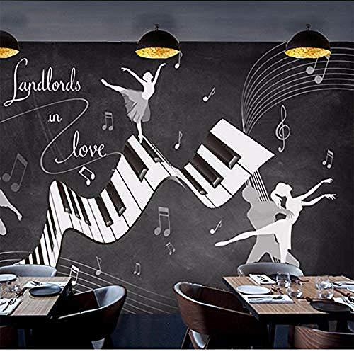 Kostüm Benutzerdefinierte Ltd - Benutzerdefinierte Fototapeten Retro Vintage Ballett Kostüm 3D Wandbild Wohnzimmer Sofa Tv Hintergrund Wand Wasserdichte Fresko 3D Wandpapier