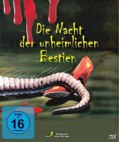Die Nacht der unheimlichen Bestien [Blu-ray]