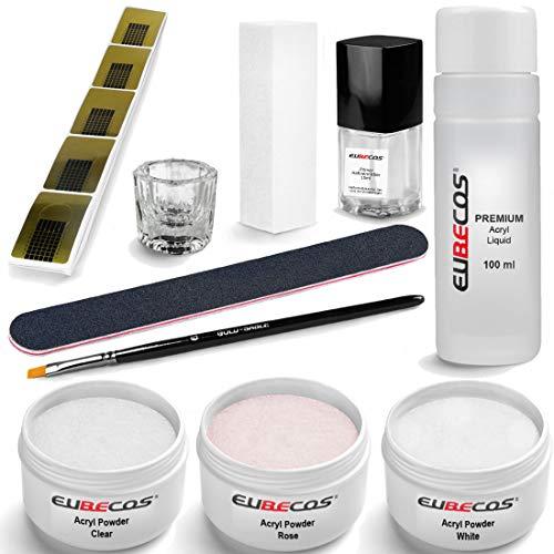 EuBeCos Acrylnagel-Set
