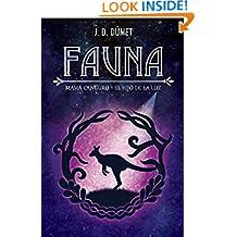 Fauna: Mamá canguro y el hijo de la luz (Spanish Edition)