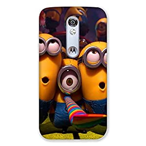Moto X Force Printed Cover By Red Hot Gifts and more