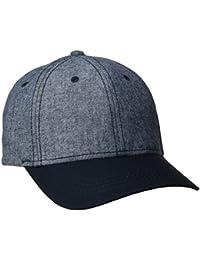 s.Oliver Herren Baseball Cap 36704922126, Blau (Blue Melange 58W1), One Size