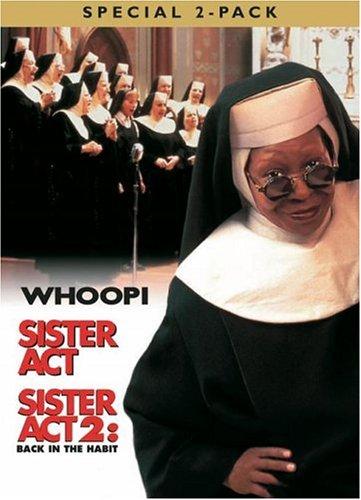 Sister Act 1 & 2 [Edizione: Regno Unito]