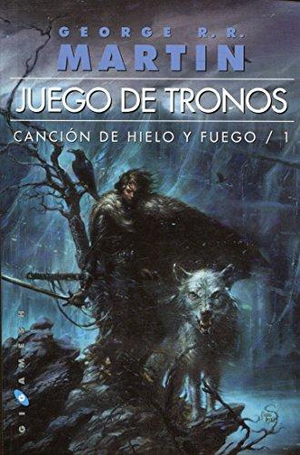 Canción de hielo y fuego 01. Juego de tronos Cover Image