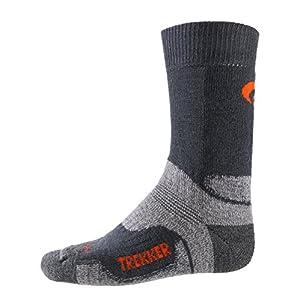 bridgedale men's woolfusion trekker cuped socks