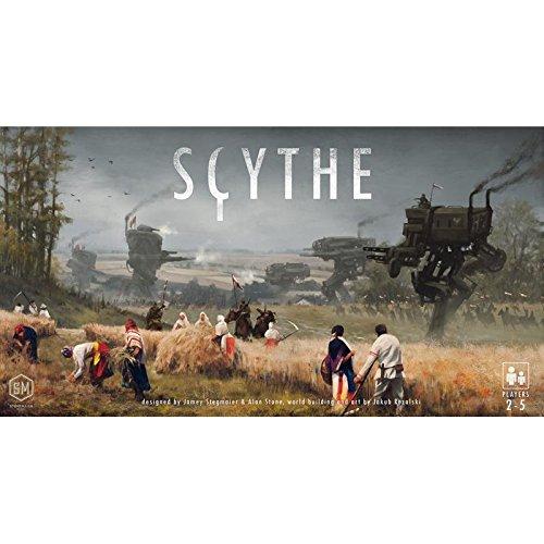 Preisvergleich Produktbild Scythe - Board Game - English