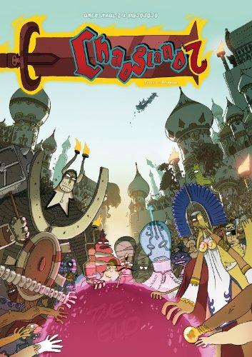 Chaosland, Tome 2 : Brolome