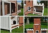 Hasenstall - Hasenschloß - Kaninchenstall - Kleintierstall -