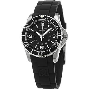 Victorinox Maverick–Reloj de Pulsera Cronógrafo Cuarzo Acero Inoxidable 241702
